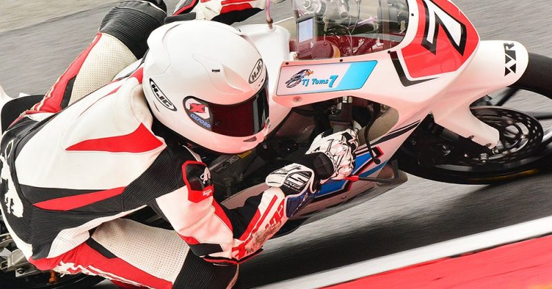 Wilson Racing complete a successful MotoGP Sachsenring event