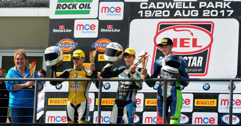 Wilson Racing complete strong weekend at Cadwell Park