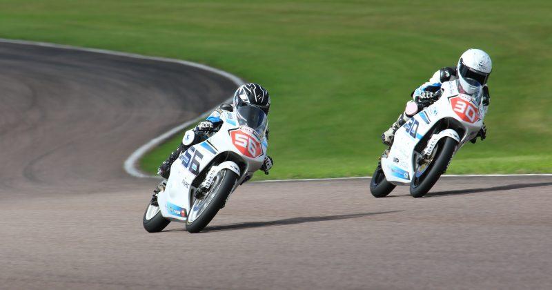 Wilson Racing 1-2 at Thruxton