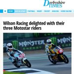 20170912 Wilson Racing Derbyshire Times Silverstone