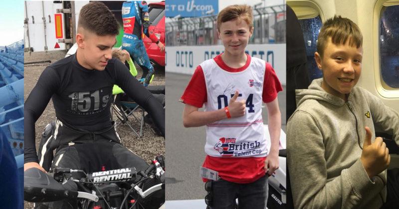 Wilson Racing Team Line Up 2018