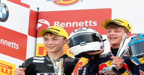 Two podiums at Brands Hatch