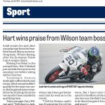 20190718 derbyshire times wilson racing