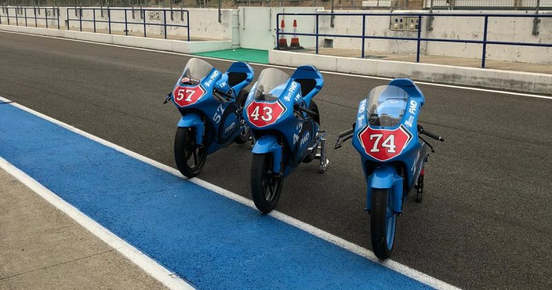 Wilson return to UK with three-rider line up
