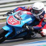 Wilson Racing JOsh Hiatt