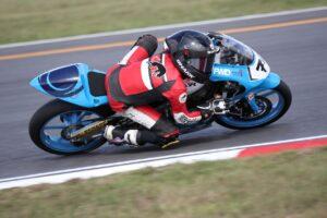 James Cook Wilson Racing
