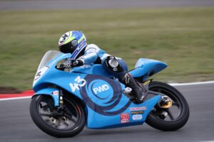 Ryan Hitchcock Wilson Racing