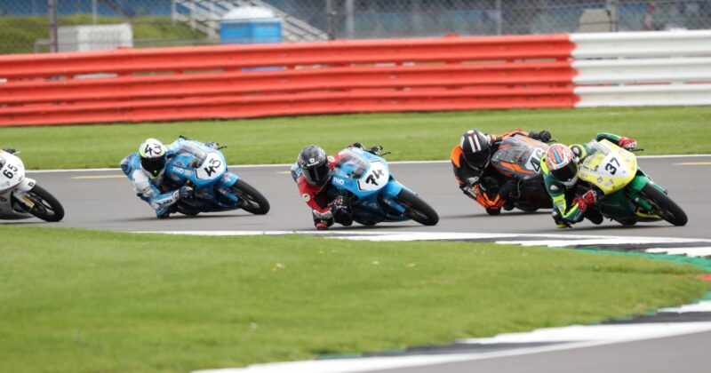 Successful Silverstone for Wilson Racing