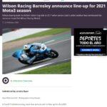 In Your Area website Wilson Racing