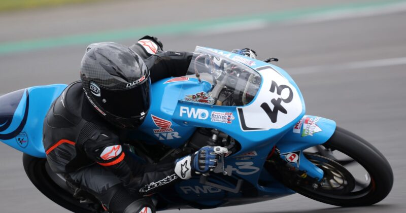 Successful first official BSB test completed at Silverstone