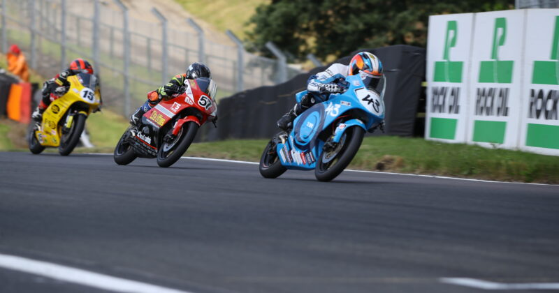 Points all round at eventful Oulton round