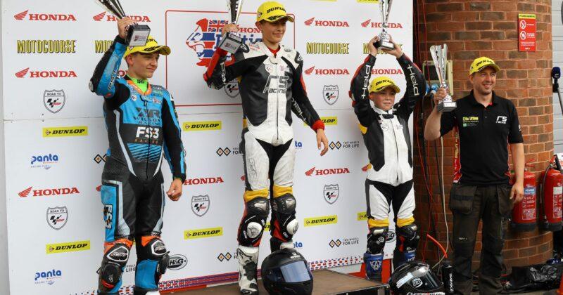 Double podium at Brands Hatch