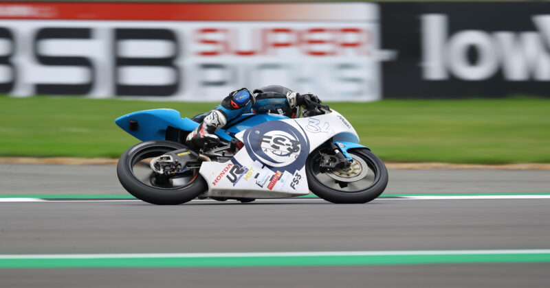 Top ten finish at Silverstone