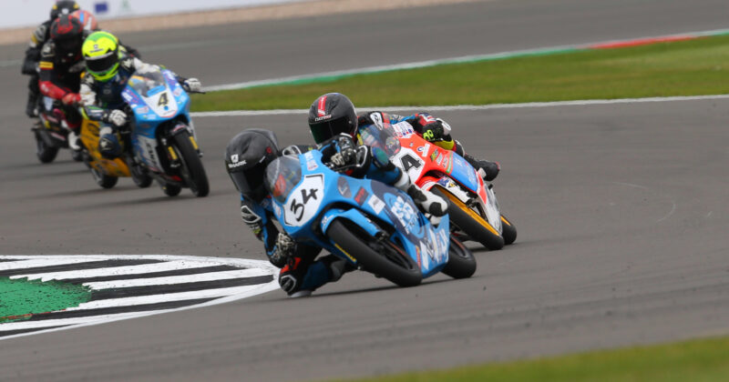 Hopkins in the points as luck abandons Cook at Silverstone
